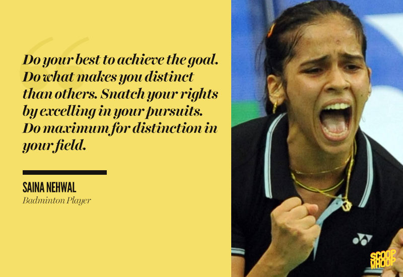 11 Powerful Quotes By Indian Women That Will Inspire You