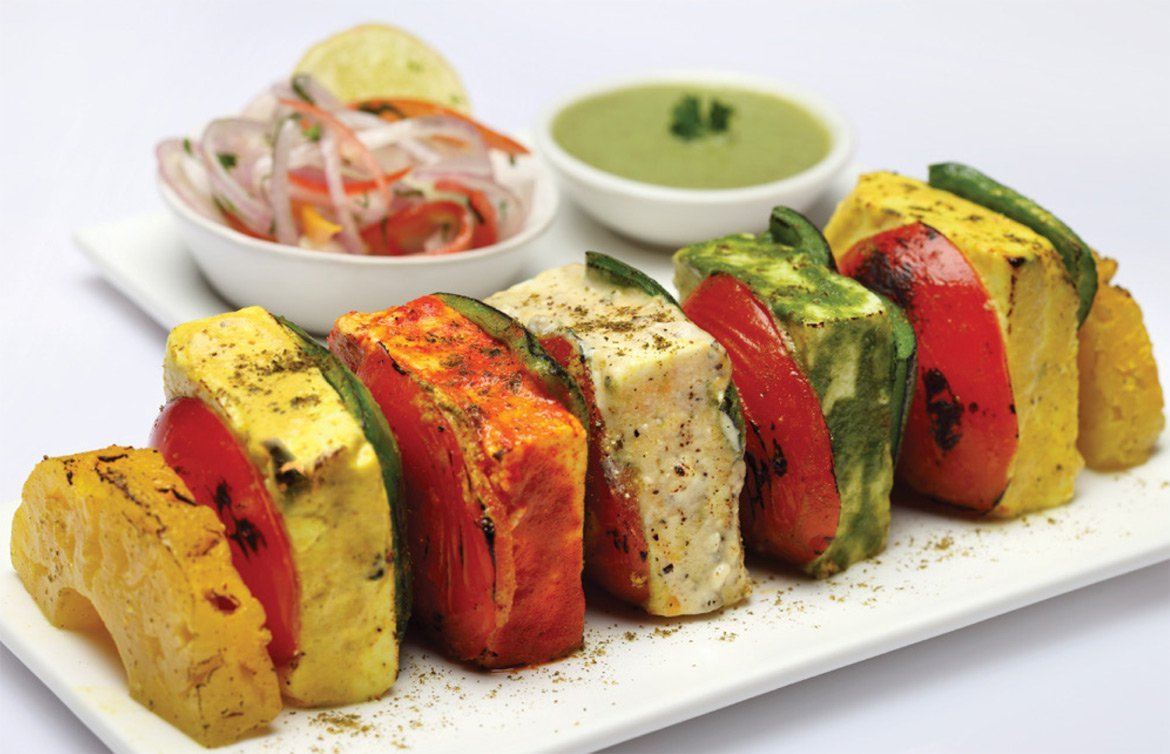 Healthiest Indian Food At Restaurant