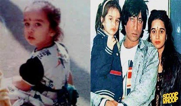 23 Amazing Childhood Photographs Of Bollywood Stars