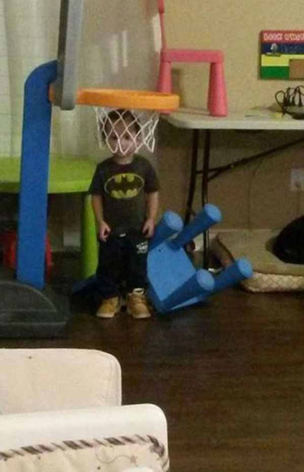 Hide Seek Kids: Silly Photos Of Kids Who Are Absolutely Killing It In The