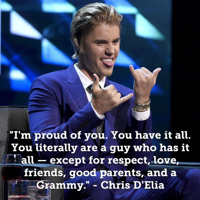 Here Are 11 Of The Meanest Jokes From Justin Bieber's Roast On Comedy Central