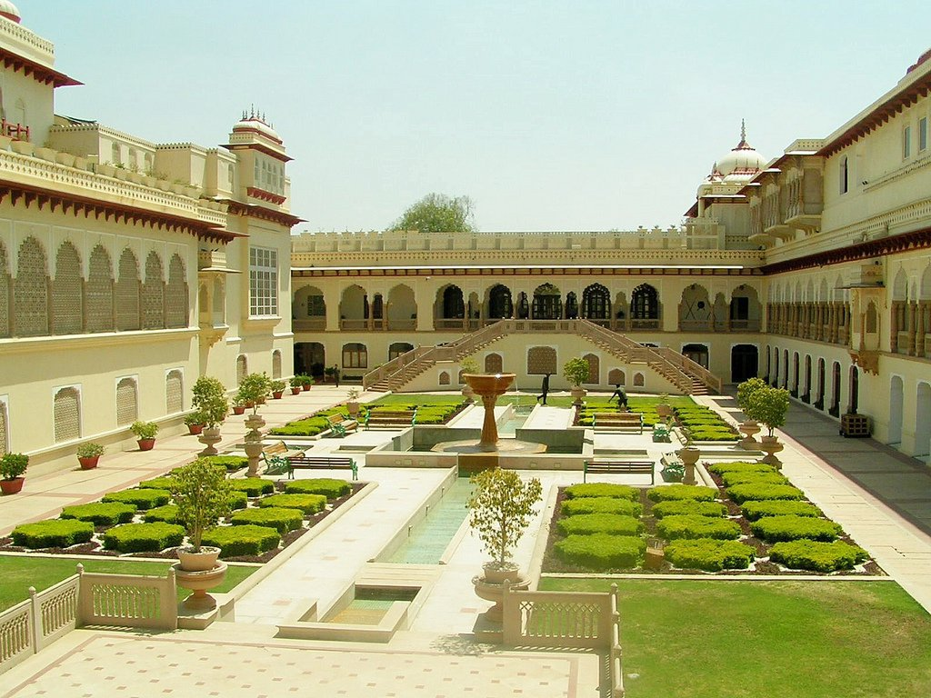 luxury hotels in india pdf