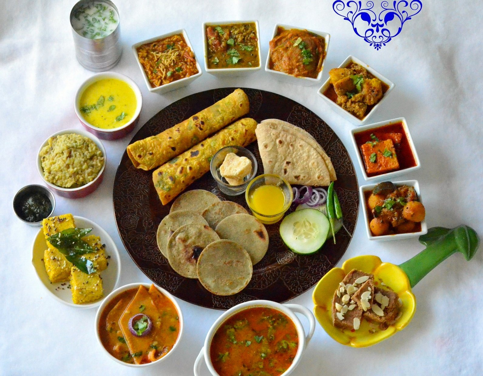 10 thalis from around india that will take you to food Cuisines of india