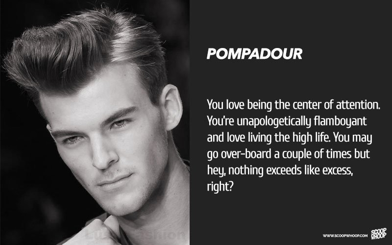 Guys Heres What Your Favourite Hairstyle Says About Your Personality