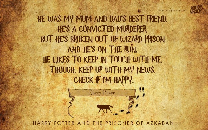 40 Quotes From The Harry Potter Series Every Fan Will Remember Fondly Extraordinary Harry Potter Quotes