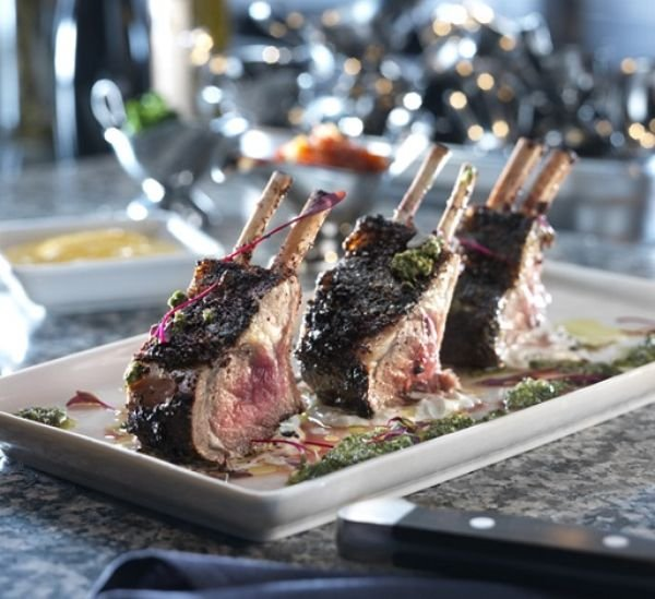 The Major Ing New Zealand Rack Of Lamb Is One Most Expensive Ings Imported By India For Its Elite Connoisseurs
