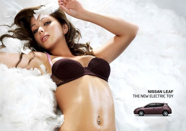 20 Highly Sexist Print Ads That Objectify Women