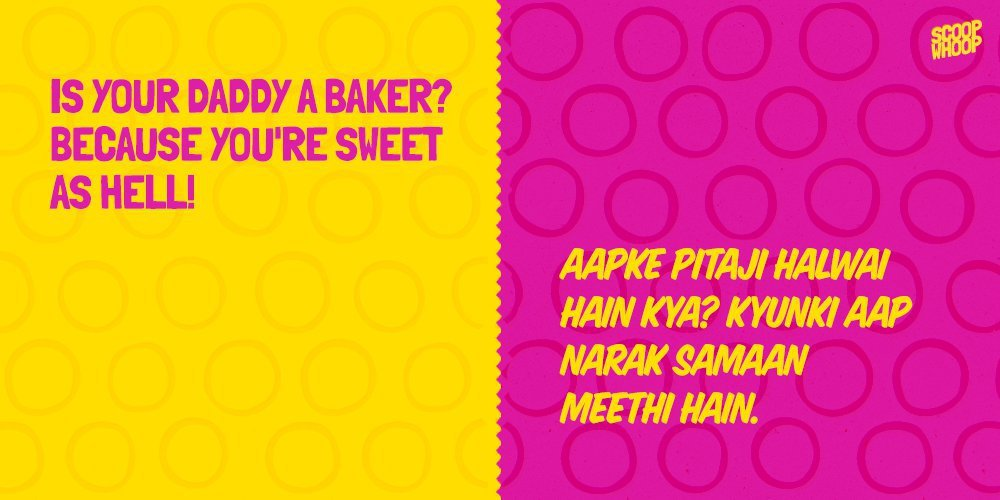 best pick up lines in hindi
